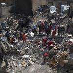 美國在阿拉伯世界造孽又一樁》軍方承認空襲摩蘇爾誤炸平民 紐時:200多人慘死