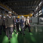 燃煤發電未來角色仍重要 蔡英文:確保今夏供電穩定,科技解決污染問題