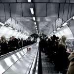 不只台北人改不掉 倫敦人也難改手扶梯靠右站習慣