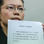 放棄聘請律師,李凈瑜將赴中國救夫婿李明哲