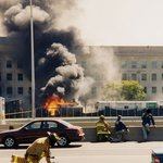 圖輯:FBI公布911恐攻時的五角大樓照片