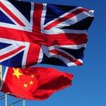 英國:中英關係正值「黃金時代」期待與中國加強合作「一帶一路」
