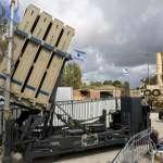以色列部署新型飛彈攔截系統「大衛彈弓」專門對付中程飛彈