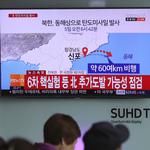 北韓飛彈又落日本海》南韓:北韓是自取滅亡 安倍晉三:將與美韓聯手反制