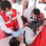 八仙樂園塵爆周年》北市緊急救護學院 全台首座高擬真訓練場所