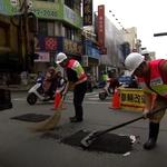 「路見不平」就靠這群人!路平工程人員的辛勞 兩部紀錄片呈現