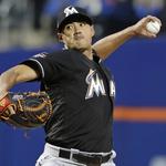 MLB》馬林魚官網:陳偉殷周日先發戰洛磯