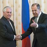美國國務卿訪俄》美俄關係升溫的如意算盤沒了 要求俄羅斯不再支持敘利亞成提勒森棘手難題