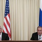 美國國務卿訪俄》兩國達成最低度共識:支持聯合國調查敘利亞化武事件、同意朝鮮半島無核化