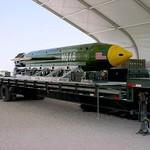 彈破天驚!轟炸恐怖組織「伊斯蘭國」坑洞隧道 美軍首度動用2萬磅「炸彈之母」