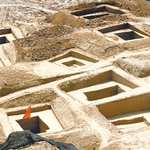 遺骨多呈掙扎狀,一具疑似死前吶喊...鄭州發現東周古墓 疑為戰俘活埋處