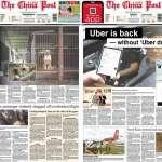 台灣的紙本報紙又少一家!英文中國郵報全面數位化