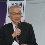 國民黨主席選舉連署合格率,吳敦義38.01%最高