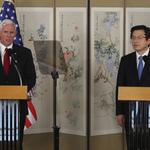 美國副總統彭斯承諾:將如期推動薩德入韓