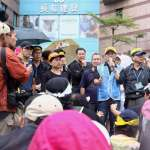 一年前蛋洗民進黨中央黨部 法院判李來希等人免賠
