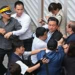 王定宇控反年改妨礙自由 黃耀南:莫名其妙、政治迫害