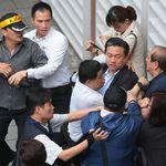推擠王定宇、鄭文燦,反年改3民眾遭起訴