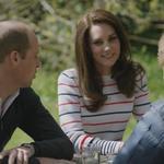 英國威廉王子與哈利王子促膝談喪母之痛 凱特王妃分享初為人母心情