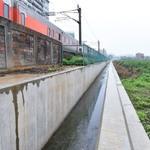 終於不怕淹 八德區高城B幹線雨水下水道啟用