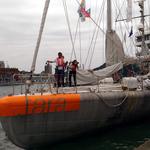 法籍海洋科考隊首度來臺 展開為期兩天珊瑚研討會