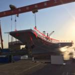 機庫甲板變大 中國首艘國產航母與遼寧號這些地方不一樣