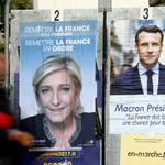 法國總統大選》熱門人選馬克宏民調跌破6成 極右派候選人勒潘急起直追
