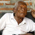 聲稱146歲的印尼 「最長壽老人」日前離世
