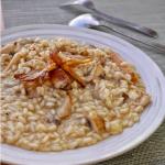 最道地的野菇燉飯,自己就能做!西餐主廚無私公開料理筆記,煮完超有成就感啊