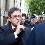 法國總統大選》極左派票投不下去?700萬梅蘭雄支持者2/3拒絕支持馬克宏