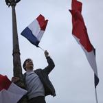 「共和國陣線」守住了!法國新希望馬克宏擊退極右派女強人勒潘 當選史上最年輕總統