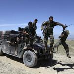 阿富汗與美軍聯手 證實擊斃伊斯蘭國阿富汗分支領袖