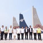 總統蔡英文視察永安漁港:打造為全台最重要的客家漁港