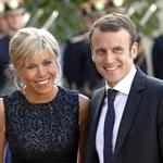 「沒有她就沒有現在的我」馬克宏15歲就認定的法國第一夫人:布莉姬特