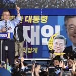 文在寅固守首爾,安哲秀、洪準杓征戰外地 南韓總統大選最後衝刺