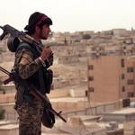 進擊「伊斯蘭國」首都拉卡,川普軍援庫德族民兵,土耳其強烈反對