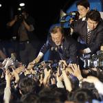南韓總統身後的超帥保鑣是誰?韓媒:曾任南韓特種部隊教官,自願無償保護文在寅