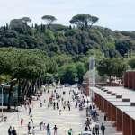 一埸結合綠色景觀與藝術的設計饗宴 羅馬「綠色與景觀藝術節」