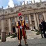 保護天主教教宗的古老傭兵團:梵蒂岡的瑞士衛隊