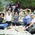 梅山星夜螢光饗宴賞螢季 樂愛星螢野餐趣體驗五感光之饗宴!