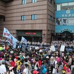 民進黨部遭竊案 韓籍嫌犯趙準基曾住西門町旅店