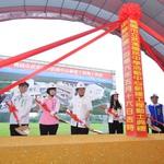 武漢國中活動中心動土 綜合球場、圖書室107年7月完工