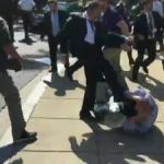 土耳其總統保鏢在華府街頭施暴 美方表達強烈不滿