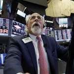 川普總統深陷政治危機 美股道瓊、標普500創下8個月最大跌幅