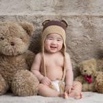 優秀是在0歲玩出來的(選摘2):寶寶7-9個月的父母們,請尊重他們天生的獨特氣質