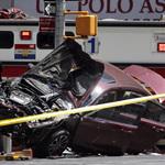 紐約「時報廣場」汽車撞人1死22傷 初步排除恐怖攻擊