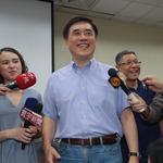 國民黨主席選舉》郝龍斌認輸 對吳敦義送上祝福與3個期盼