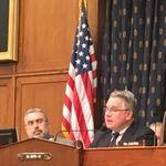 美國眾院人權小組主席史密斯:中國以國安理由關押李明哲是一大笑話
