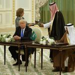 川普首度出訪》白宮駙馬爺幫忙議價 沙烏地阿拉伯簽下3兆5000億軍售大單