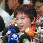 洪秀柱中常會將悼念齊柏林 國民黨:民進黨該想想什麼才是「愛台灣」
