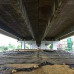 八德區桃德路、國道二號橋下空間活化 預計107年3月完工